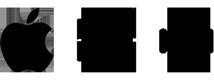 Mobile Platforms logos